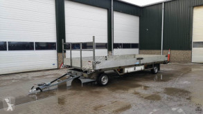 Weijer trailer used dropside flatbed