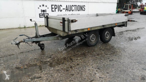 Hapert AL2000-01 trailer used dropside flatbed