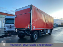 Schmitz Cargobull refrigerated trailer AKO 18 * CARRIER SUPRA 850 U * BRANDSCHADEN *