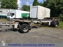 Rimorchio Schmitz Cargobull GOEBEL 860 * TANDEM * SAF * telaio usato