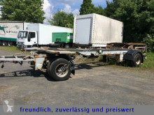 Remolque chasis Schmitz Cargobull GOEBEL 860 * TANDEM * SAF *