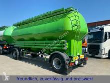 Remolque cisterna Feldbinder * HEUT 30.2 * SILO * BPW ACHSEN * 4 KAMMER *