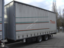 Ackermann OHNE BEZ. trailer used tarp