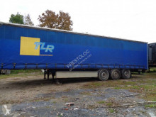 Trouillet trailer used tarp