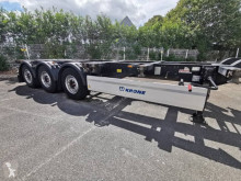 Krone trailer used container