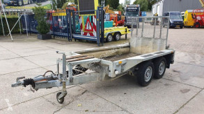 Ifor Williams dropside flatbed trailer GX