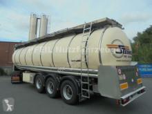 全挂车 油罐车 食物 Feldbinder Drucktank- Heizung- Pumpe- 33.000 Liter