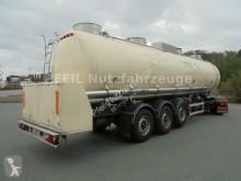 Remolque cisterna alimentario Magyar Drucktank-Heizung-Pumpevorbere Liter