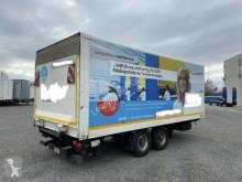 Möslein box trailer Tandemkoffer + Ladebordwand