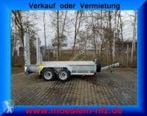 Reboque porta máquinas Möslein 5 t bis 6,5 t GG Tandemtieflader,Feuerverzinkt