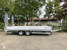 Remolque Möslein Neuer Tandemtieflader, 6,26 m Ladefläche portamáquinas nuevo