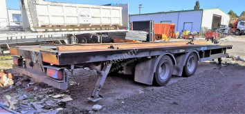 Remorca platformă Verem PF150F PLATEAU