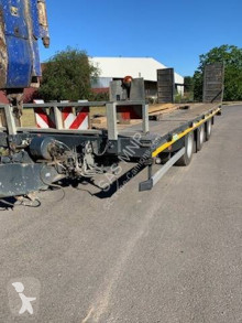 Gourdon VPR 320 trailer used heavy equipment transport