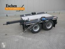 Remorca transport containere Wellmeyer für Absetzmulden