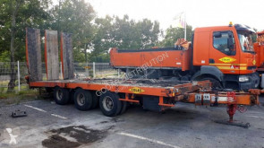ACTM heavy equipment transport trailer