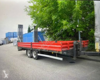 TTH 11,0 TTH 11,0 trailer used heavy equipment transport