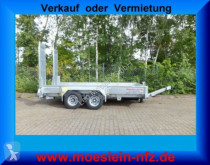 Möslein Tandemtieflader, Feuerverzinkt trailer new heavy equipment transport