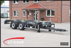 Remorque châssis Schmitz Cargobull Mildner TJW 18 Tandem, Midi, Maxi, verzinkt