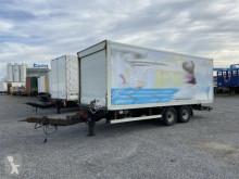 Remorca furgon Tandemkoffer, durchladbar
