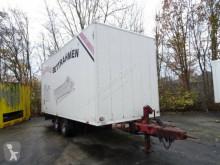 Remorca furgon Tandemkoffer- Anhänger