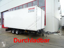 Remolque furgón Möslein Tandem- Koffer- Anhänger, Durchladbar