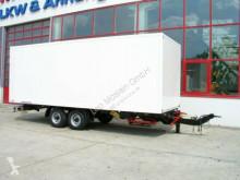 Möslein box trailer Tandem- Koffer- Anhänger-- Neufahrzeug --