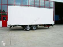 Remolque furgón Möslein Tandem- Koffer- Anhänger-- Neufahrzeug --
