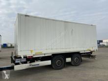 تجهيزات الآليات الثقيلة هيكل العربة صندوق عربة مقفلة Krone BDF- Wechselkoffer C 7,45Typ: WK 7.3 RSTG