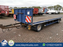 LAG A-2-20 trailer used flatbed