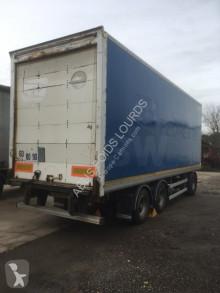 Trouillet box trailer Non spécifié