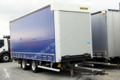 Прицеп тентованный Wielton JUMBO TRAILER / L: 7,75 M /60 M3 / NEW TIRES /