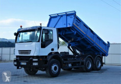 Прицеп Iveco Trakker 360 Kipper + Bordmatic 5,20m 6x4 !! самосвал б/у
