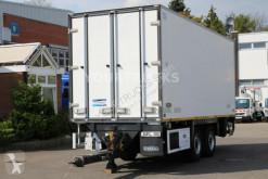 Remolque frigorífico Chereau Tandem Kühlkoffer CS 850U /Durchlade/Tür/LBW/FRC