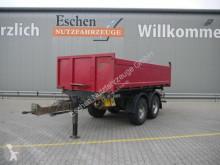 Carnehl tipper trailer Anhänger 3-Seiten-Kipper, Trommel, BPW, Luft