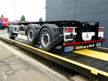 Remorca transport containere Floor container aanhanger