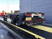 Remolque portacontenedores GS Meppel container aanhangwagen