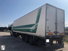 Chereau trailer used mono temperature refrigerated