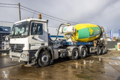 BETON MIXER - 12M³ tractor-trailer used concrete mixer concrete
