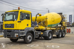 BETON MIXER 9M3 tractor-trailer used concrete mixer concrete
