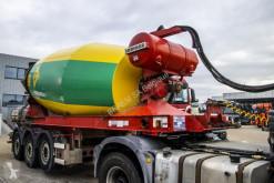 Полуремарке Liebherr BETON MIXER -3 Assen- 12M³ бетоновоз бетон миксер втора употреба