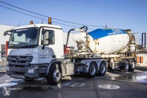 Sættevogn Liebherr BETON MIXER - 12M³ beton cementmixer brugt