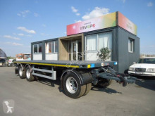 Invepe REMORQUE PORTE-BOIS new other trailers
