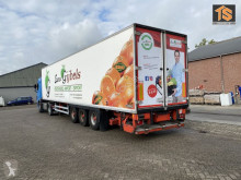 Trailer Chereau REEFER Carrier MAXIMA 1300 - BPW DISC - BELGIUM TRAILER tweedehands koelwagen mono temperatuur