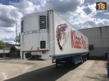 Trailer Chereau REEFER TK SL 200 - ROLLING DOOR - THERMO KING - BPW DISC - NL TRAILER tweedehands koelwagen mono temperatuur