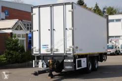 Remorque Chereau Chereau Tandem-Anhänger Tiefkühl Carrier Supra 850U frigo mono température occasion