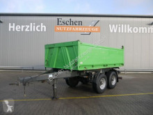 Meiller MZDA 18/21 3-S-Kipper, BPW, Y-Deichsel, Trommel trailer used tipper