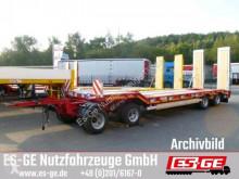 Römork Müller-Mitteltal 4-Achs-Tiefladeanhänger ikinci el araç