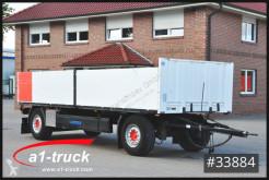 Krone flatbed trailer AZP 18, Baustoff, 1 Vorbesitzer, TÜV 05/2021