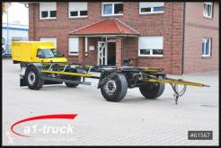 مقطورة Schmitz Cargobull 20 x AWF 18, BDF Standard 7,45 هيكل مستعمل
