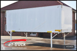 تجهيزات الآليات الثقيلة Krone 20 x WK 7,45, Textil, Zurrösen, Code XL, Doppelstock هيكل العربة صندوق عربة مقفلة مستعمل